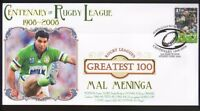 MAL MENINGA QUEENSLAND RUGBYs GREATEST 100 COVER
