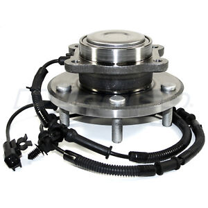 Wheel Bearing and Hub Assembly Rear IAP Dura 295-12360