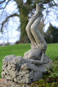 Erin The Playful Fairy Garden Ornament