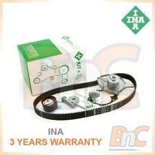 INA HEAVY DUTY TIMING BELT CAMBELT SET WATER PUMP DACIA LOGAN SANDERO DUSTER