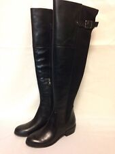 Sam Edelman Jacob Women US 6 Black Over The Knee Boot NWOB 1173