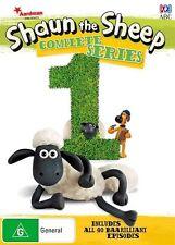 Shaun The Sheep : Season 1 (DVD, 2015, 2-Disc Set)