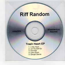 (GG26) Riff Random, Trash Heart EP - DJ CD