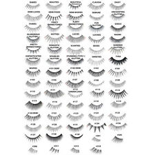 (Pick Any!) 10 Pairs Ardell False Eyelashes Fake Lashes Invisibands Black