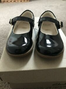 Clarks Girls Buckle Baby Shoes for sale