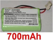 Batterie 700mAh Pour SONY Type  60AAAH3BMXZ CPH-464J TL26401