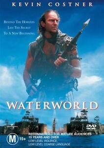 Waterworld DVD : NEW