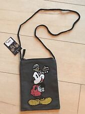 NEW DISNEY MICKEY MOUSE BAG - TRIBAL CROSS BODY / SHOULDER BAG BNWT