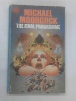 The Final Programme by Moorcock, Michael Paperback Book The Fast Free Shipping