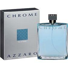 Azzaro Chrome Cologne for Men 200ml EDT Spray