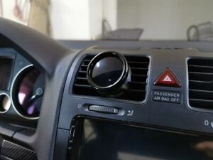 "VW GOLF/JETTA V MK5 2""/52mm Gauge Pod Support Holder - Center Air Vent"
