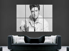 ELVIS PRESLEY POSTER MUSIC Legend Giant WALL ART PICTURE PRINT GRANDE ENORME