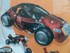 MECCANO CAR DESIGN FLEXIBLE 7700N