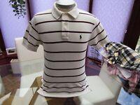 """Ralph Lauren Men's Small Polo T Shirt  - 40"""" Chest"""