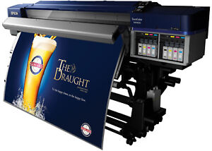 Poster Printing Colour - PVC Tearproof and Waterproof A0 A1 A2 A3 A4