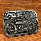 Indian Powerplus Belt Buckle for Indian, Harley Rider
