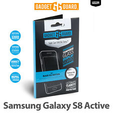 Gadget Guard Black Ice Edition Tempered Glass Screen Protector Galaxy S8 ACTIVE