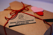 Organic Raw Chocolate Making Kit (Fairtrade)
