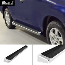 "Premium 6"" iBoard Side Steps Fit 08-19 Toyota Sequoia"