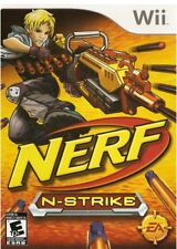 Nerf N-Strike (Nintendo Wii) LN WITH Manual & FAST LOW SHIPPING