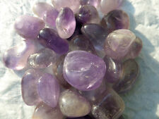 Amethyst Tumblestones - 20 mm or larger