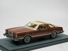 Neo Scale Models 44780 Ford Thunderbird 1977-1979 copper/beige 1/43 OVP