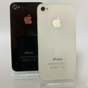 Apple iPhone 4 8GB 16GB 32GB Unlocked Black White Smartphone Mobile | Excellent