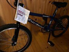 Free Agent Maverick Al Boys Bmx 20� Bike Blue And Black Freestyle Trick Bike 🚲