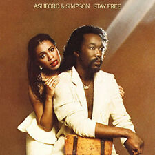 Ashford & Simpson  - Stay Free.   remastered cd  + bonustracks