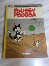 PEYO -  POUSSY N°3 - 1977 - POUSSY POUSSA  - SPIROU