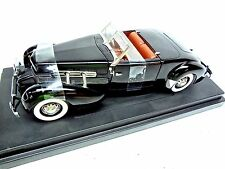 1937 Cord model 812 Sportsman Super Charged 1:18th scale diecast Ertl Co E.L 810