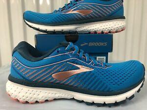 Women Brooks Ghost 12 Blue Majolica Desert 3M sz 6.5 120305 1B 448 Running Shoes