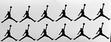 12x Michael Jordan Air Jumpman IPHONE CELL  Basketball Logo Vinyl Decal Sticker