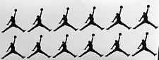 12x Michael Jordan Air Jumpman IPHONE CELL  Basketball Logo Vinyl Decal Sticker