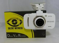 Silent Witness SW005 Full HD cámara de accidente de colisión Cam 1080-Blanco