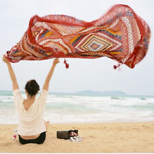 Red Indian Style Tapestry, Throw Hippie Boho Bohemain Decor, Beach Blanket