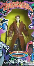 """Marvel Universe 10"""" Marvel Team Ups Gambit Fully Poseable *Mint in box*"""