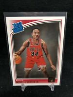 2018-19 Panini Donruss Optic Wendell Carter, Jr. RATED ROOKIE Card #170 X24