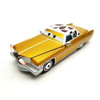 Disney Pixar Cars Tex Dinoco Metal 1:55 Diecast Model Toy Car Boy Gift Loose New