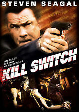 Kill Switch (DVD, 2008) Brand New sealed ships NEXT DAY