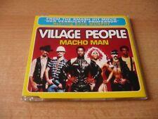 Maxi CD Village People - Macho Man - 1993