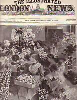 1912 Illus London News July 6 - Mystery of Freemasonry
