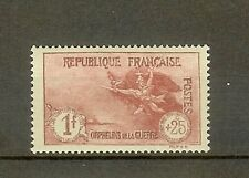 """FRANCE STAMP TIMBRE N° 231 """" ORPHELINS 1F + 25c LA MARSEILLAISE """" NEUF xx SUP"""