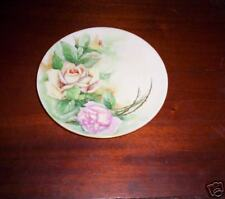Antique China Plate, Hutschenreuther, Bavaria Germany