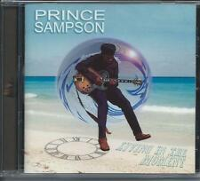 Prince Sampson - Living in the Moment (CD 2010) NEW