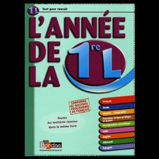 Livre scolaire - L'année De La première L