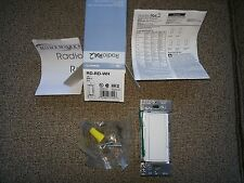 Lutron RD-RD-WH Radio Ra2 RadioRA RA Remote Dimmer - NEW IN BOX