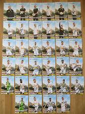 34x autografiado ak autografiada mapas * Borussia Mönchengladbach * 12/13 2012/2013