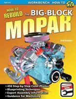 How To Rebuild The Big Block Mopar Rb B 383 400 413 440 Charger Barracuda Gtx