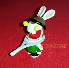 Raving RABBIDS Sport Collection TENNIS Figure - Ubisoft ○ USATO EY